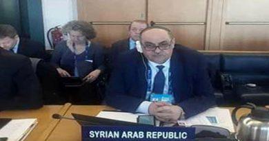 القادري: النهوض بالواقع الزراعي أولوية للحكومة السورية