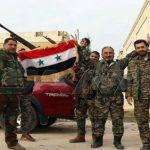 مدينة حلب خالية من الإرهاب