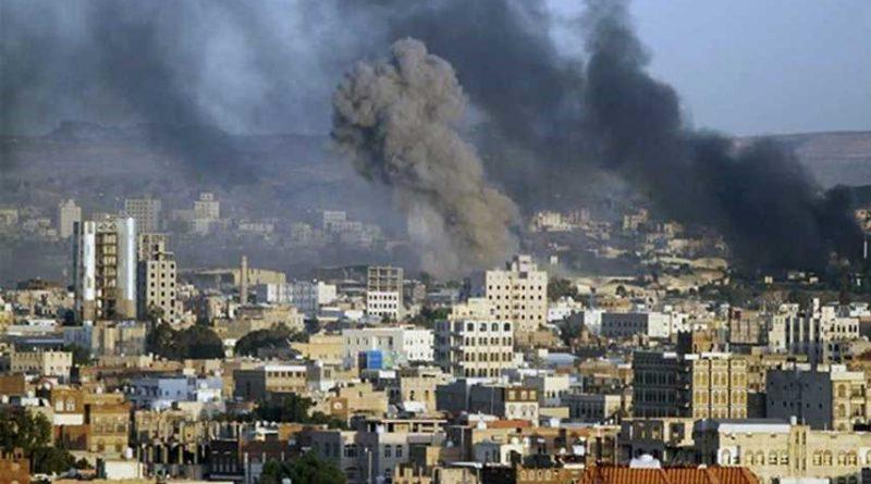 ارتقاء يمني بنيران مرتزقة العدوان في تعز