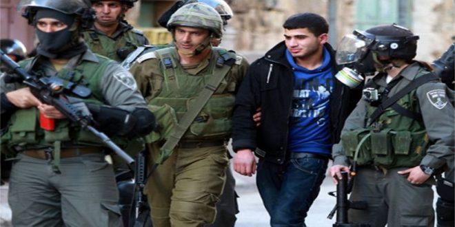 فلسطين - اقتحام - الضفة الغربية