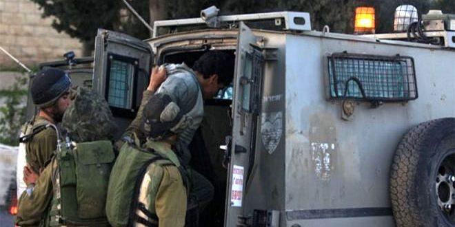 الاحتلال-اعتقال