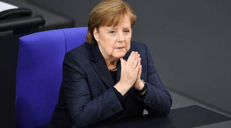 ألمانيا - ميركل
