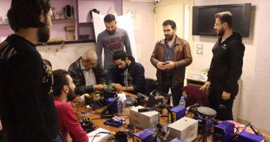 توسيع برامج هيئة تنمية المشروعات التدريبية في اللاذقية