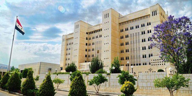 الخارجية: عويل مسؤولي الغرب حول إدلب يظهر حجم نفاقها وكذب سياساتها