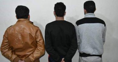القبض على سارقي الحقائب النسائية بحمص