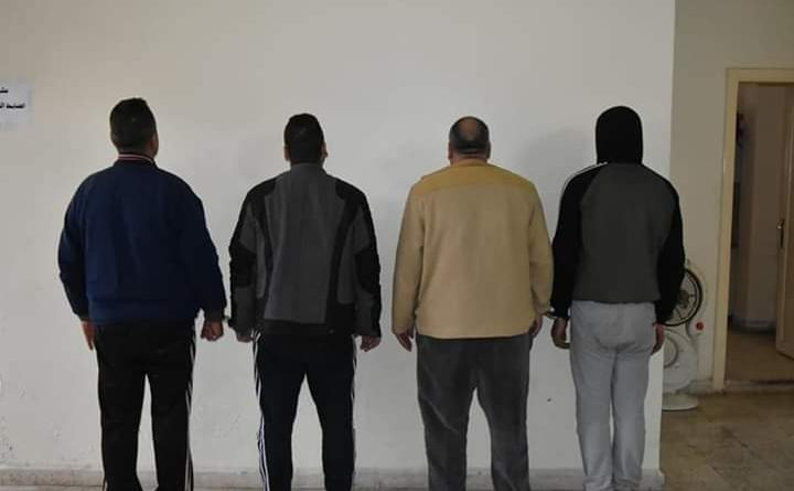 توقيف أشخاص بجرم التعامل بغير الليرة السورية