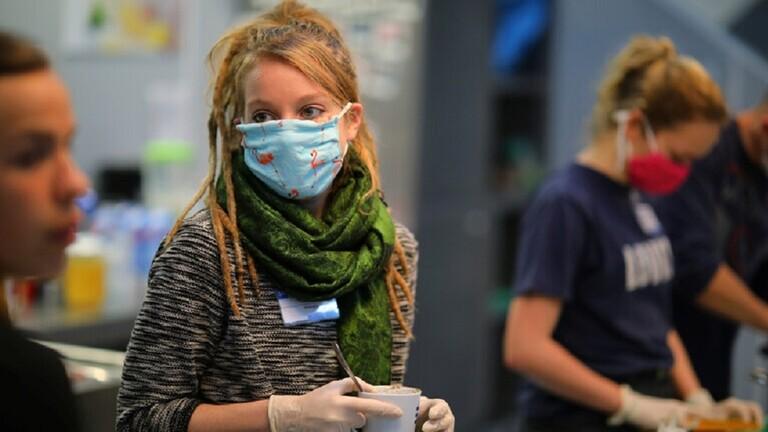 أعداد المتعافين في ألمانيا يزيد عدد المصابين بكورونا