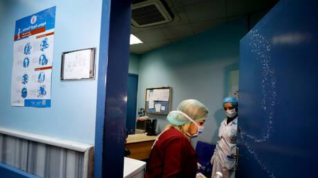 الإصابات بفيروس كورونا في سورية ببداية المنحنى التصاعدي