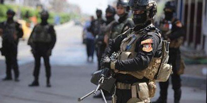 عملية أمنية واسعة في بغداد