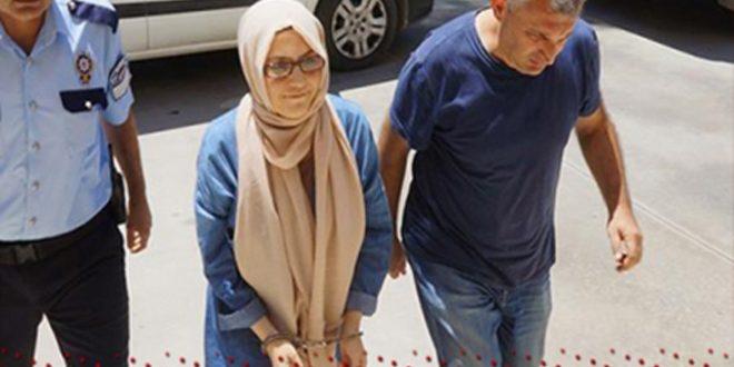رغم انتهاء فترة سجنها.. النظام التركي يرفض الإفراج عن صحفية