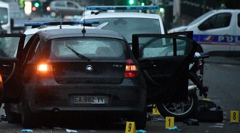 فرنسا - حادث تصادم