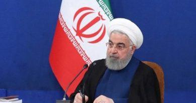 الرئيس الإيراني: دعم واشنطن للتنظيمات الإرهابية أجج الأزمة في سورية