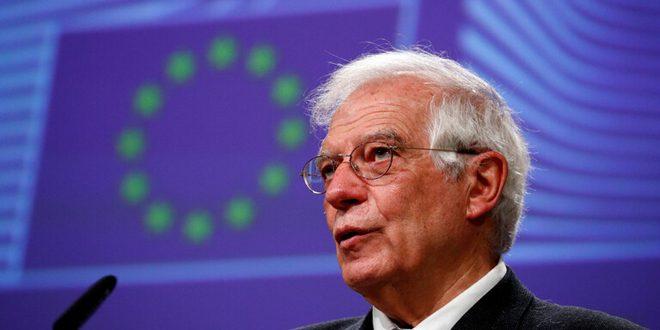 مفوض السياسة الخارجية الأوروبي يدعو لرفع الإجراءات القسرية عن سورية