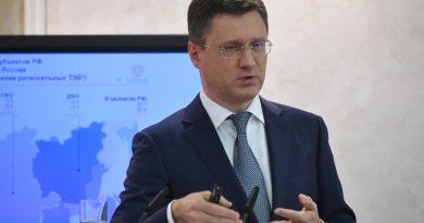 نوفاك: موسكو لا تعتزم زيادة إنتاجها النفطي