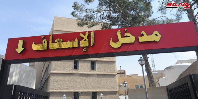 الصحة: نقل حالتي إسعاف لمشفى المجتهد ويجري استقصاء حالتيهما