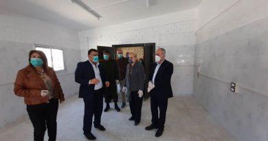 مراكز الحجر الصحي في طرطوس
