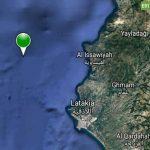 زلزالان يضربان الساحل السوري