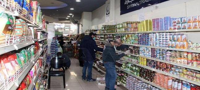 نجم: لا تعديل على أسعار المواد المباعة في صالات السورية للتجارة