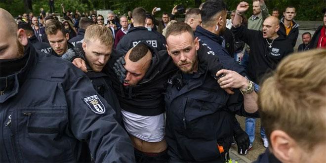 ألمانيا.. تظاهرات جديدة ضد القيود المفروضة
