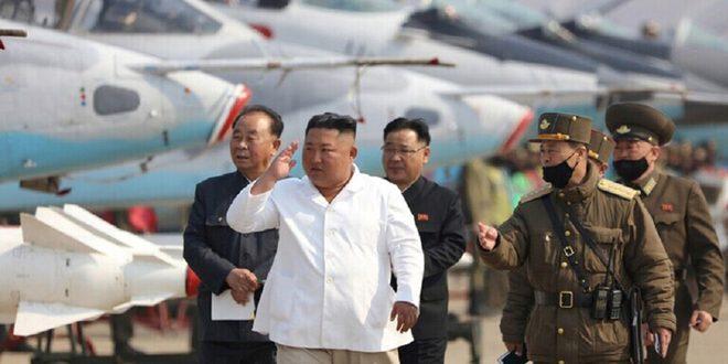 بيونغ يانغ تعزز قواتها المسلحة