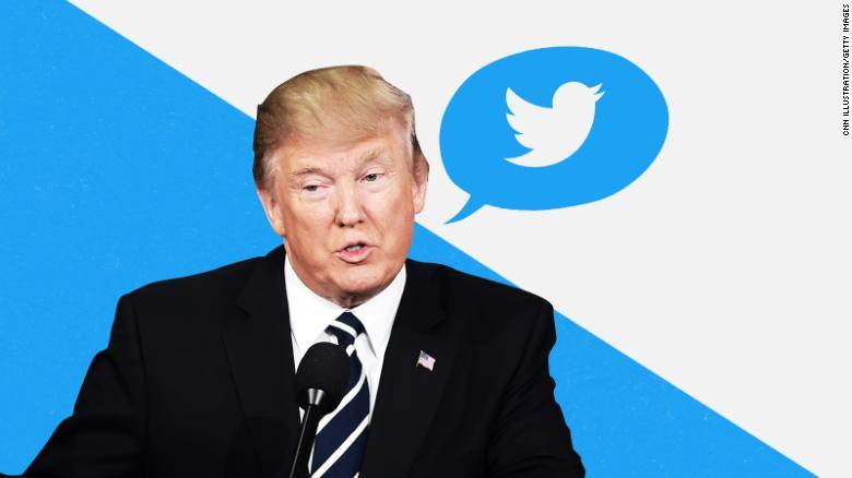 تويتر يحذر من مصداقية تغريدات ترامب!