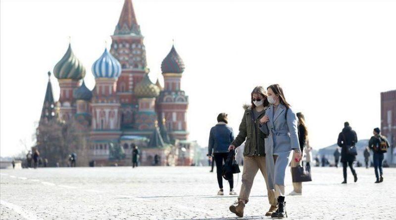 59 وفاة جديدة بفيروس كورونا في موسكو