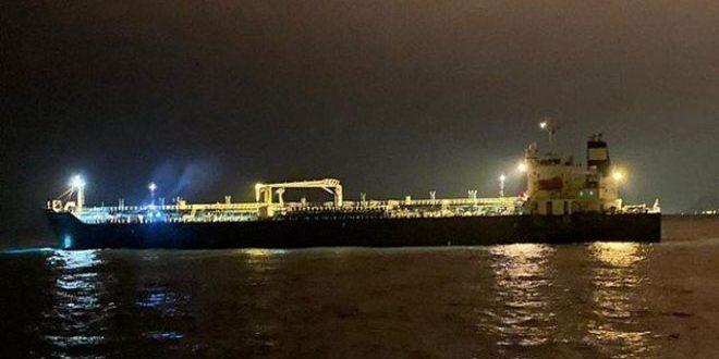 ثالث ناقلة وقود إيرانية تدخل المياه الخاصة لفنزويلا