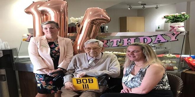 عن عمر يناهز الـ 112 عاما.. وفاة أكبر معمر في بريطانيا