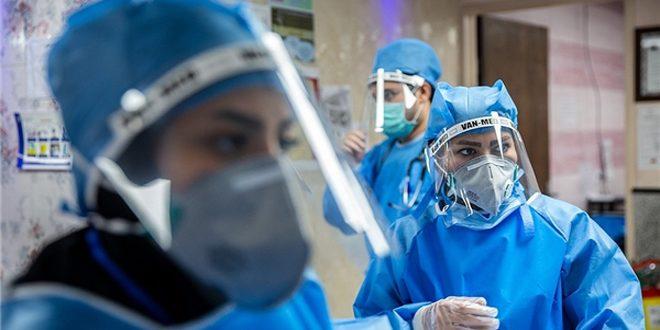 «50» وفاة و «2819» إصابة جديدة بفيروس كورونا في إيران