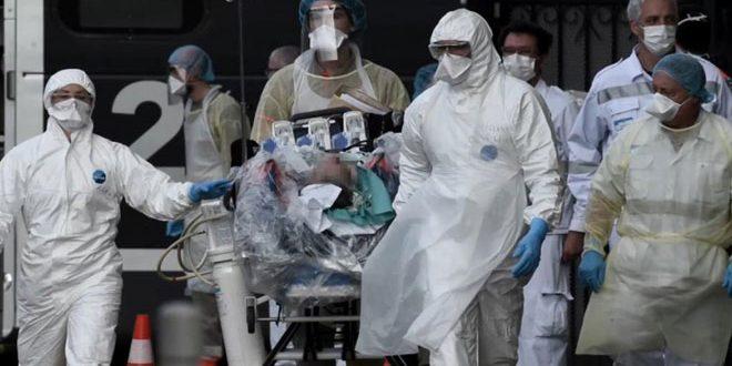 وفيات كورونا حول العالم تتجاوز الـ 450 ألف