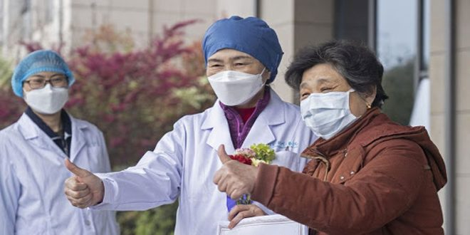 """لا إصابات محلية جديدة بـ""""كورونا"""" في البر الرئيسي الصيني"""