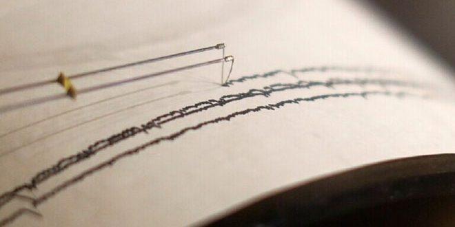 زلزال يضرب قبالة جزيرة تونغا
