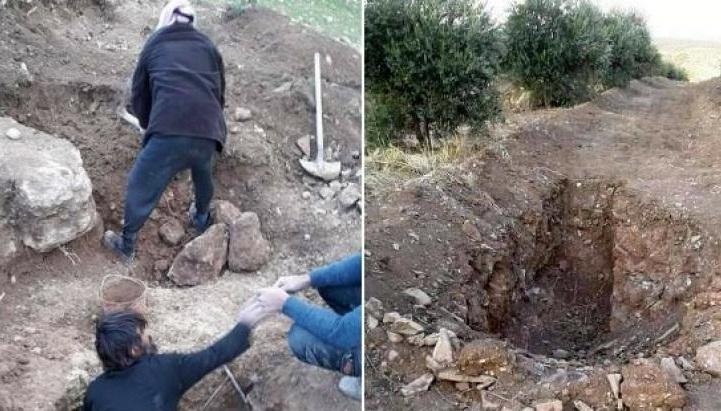 عفرين - آثار - إرهابييين