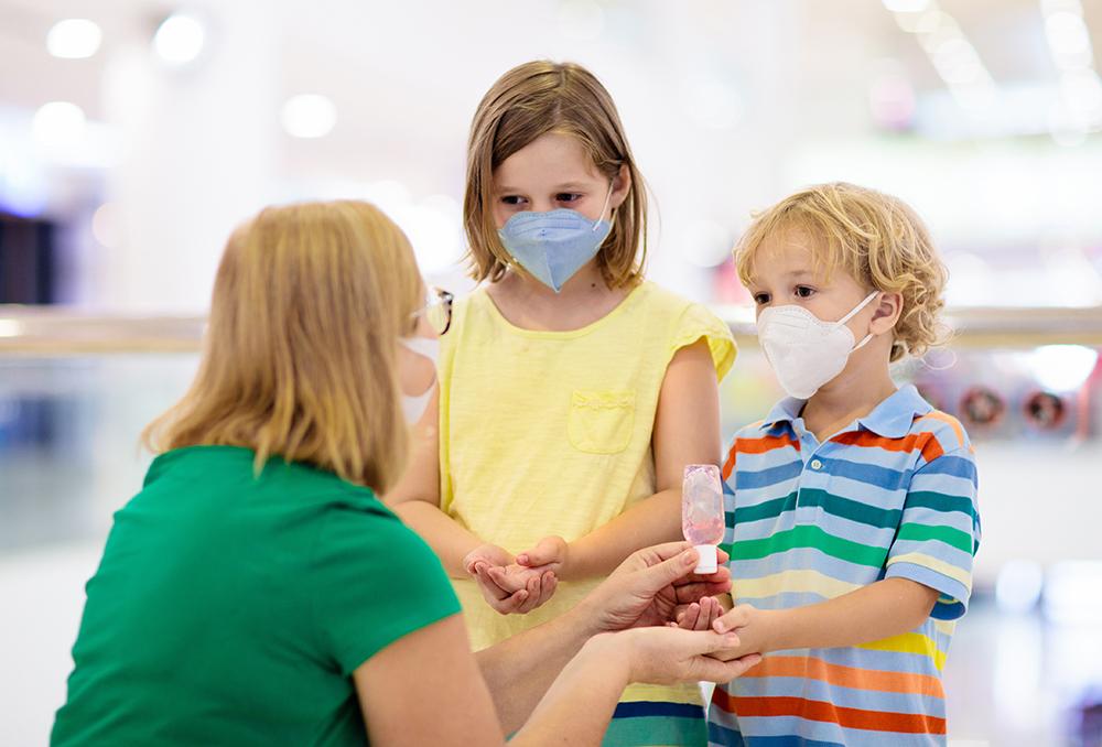 هكذا نحمي أطفالنا من الفيروسات