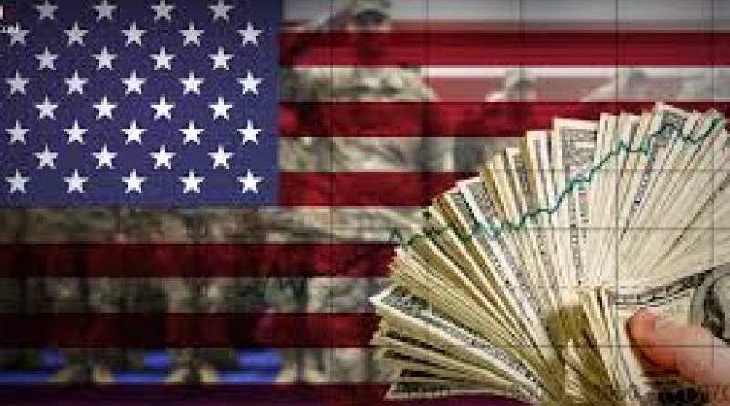توقعات بتراجع الناتج المحلي الأميركي 5,6%