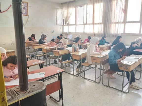 سؤال واحد للمتفوقين والوزارة جاهزة لأي طارئ.. الامتحانات أجواء هادئة ورضا للطلاب