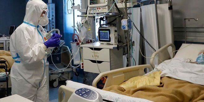 """الأرجنتين تتخطى الـ100 ألف إصابة بفيروس """"كورونا"""""""