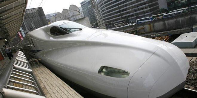 """اليابان..إطلاق قطار """"الرصاصة"""" المقاوم للزلازل"""