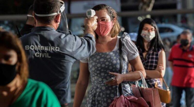 40 ألف إصابة جديدة بفيروس كورونا في البرازيل