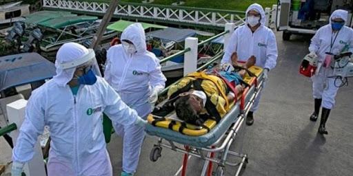 """تسجيل 987 وفاة بـ""""كورونا"""" في البرازيل"""