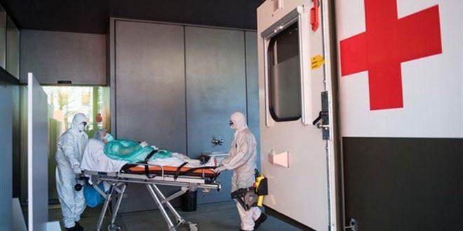 """البرازيل تسجل 549 حالة وفاة جديدة بـ""""كورونا"""""""