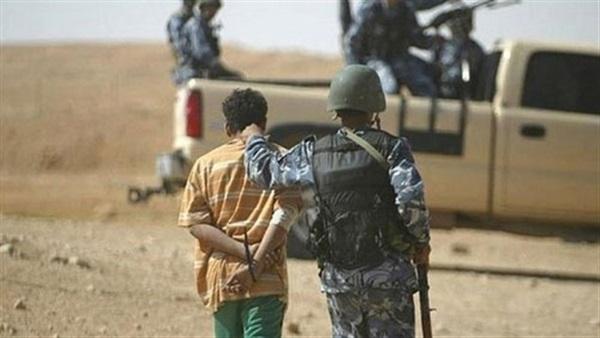 """القبض على إرهابي من """"داعش"""""""
