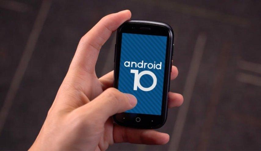 بخبرات صينية…أصغر هاتف يعمل بنظام أندرويد-10
