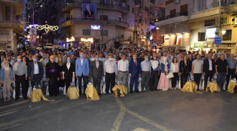 نشاط انتخابي متزايد في حلب.. والمنافسة على أشدها بين المرشحين