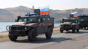 مركز التنسيق الروسي: إرهابيو إدلب استهدفوا الدورية الروسية