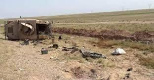 ريف دير الزور.. استهداف رتل آليات للاحتلال الأمريكي
