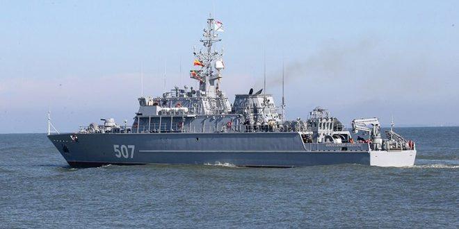 """من طراز """"ألكسندريت""""..روسيا تعتزم تطوير كاسحة ألغام بحرية"""