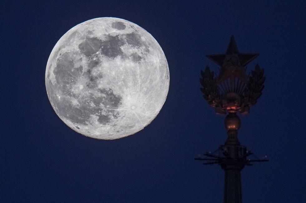 """العام المقبل…روسيا تطلق المحطة الكواكبية """"لونا -25"""""""