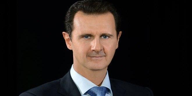 الرئيس الأسد يوجه وزارة التربية دراسة إمكانية إقامة دورة تكميلية لطلاب الشهادة الثانوية العامة لهذا العام