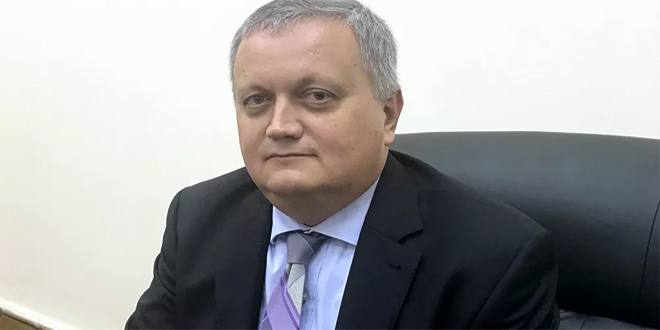 بوريسينكو: موسكو لا تعتزم إنشاء قاعدة عسكرية في ليبيا